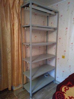 Стеллажи и этажерки - Стеллаж металлический для цветов, 0