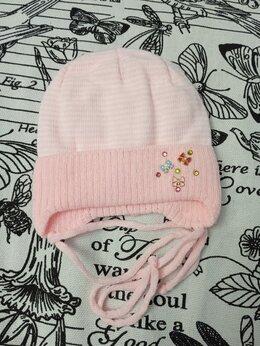 Головные уборы - Детская шапка для новорожденных, цвет: розовый,…, 0