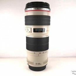 Объективы - Canon EF 70-200mm f/4L USM (A323), 0