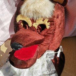 Карнавальные и театральные костюмы - Ростовая кукла, медведь, голова + комбез, 0