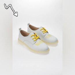 Ботинки - Новые кожаные ботинки , 0