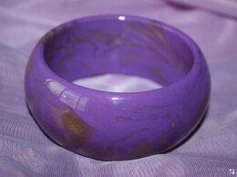 Браслеты - Браслет на руку новый фиолетовый сиреневый с…, 0