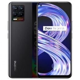 Мобильные телефоны - Realme 8 6/128 Cyber Black, 0