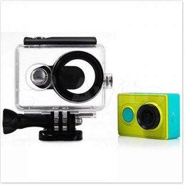 Аксессуары для экшн-камер - Аква Бокс для Xiaomi Yi, 0