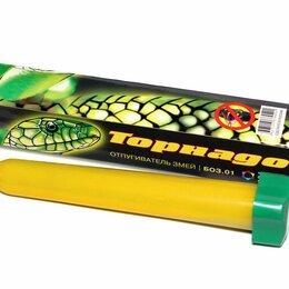 Отпугиватели и ловушки для птиц и грызунов - Электронный отпугиватель змей для садового участка Торнадо БОЗ 01, 0