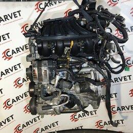 Двигатель и топливная система  - Двс mr20de Nissan 2,0 л / 141 лс 4890, 0
