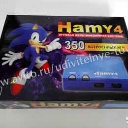 Ретро-консоли и электронные игры - Игровая приставка Hamy 4, 0