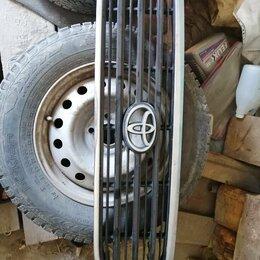 Кузовные запчасти - Решетка радиатора Тойота Ленд Крузер , 0