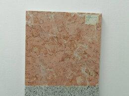 Облицовочный камень - Плитка и ступени из красного, розового мрамора, 0