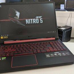 Ноутбуки - Ноутбук Игровой Acer Nitro 5 Ryzen 5/8G/SSD250/1650, 0
