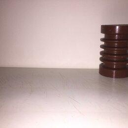 Изоляционные материалы - Опорный изолятор ИОР h=120 10 КВ тонкий в Уфе, 0