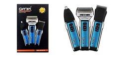 Машинки для стрижки и триммеры - Триммер и машинка для стрижки 3в1 Gemei GM589, 0