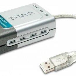 Прочее сетевое оборудование - Сетевой адаптер D-Link DUB-E100, 0