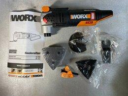 Наборы электроинструмента - Реноватор аккум. WORX WX693.9 20V, 0