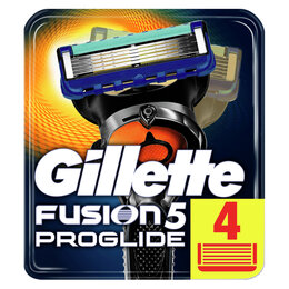 """Средства для бритья - Кассеты для бритья сменные Gillette """"Fusion…, 0"""