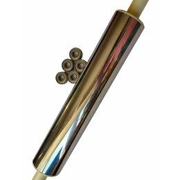 Скалки - Скалка металлическая, 0