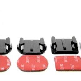 Аксессуары для экшн-камер - Набор платформ для GoPro с 3М скотчем, 0