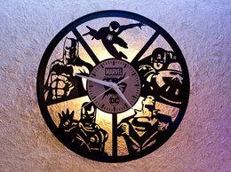 Часы настенные - Часы с вашим логотипом или любой надписью из…, 0