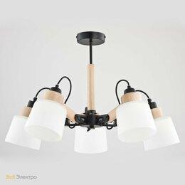 Люстры и потолочные светильники - Потолочная люстра Alfa Dantona 24285, 0
