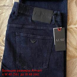 Джинсы - Джинсы Armani Jeans больших размеров с 40 до 48, 0