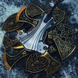 Кулоны и подвески - Мьёльнир «Асгард» Молот Тора. Кованая сталь. Ручная ковка, 0