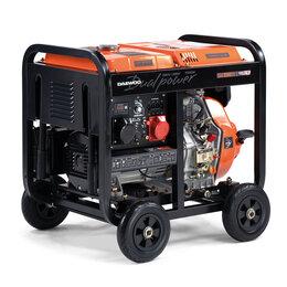 Электрогенераторы - Дизельный генератор DAEWOO DDAE 9000DXE-3…, 0