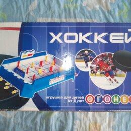 Настольные игры - Хоккей настольный, 0