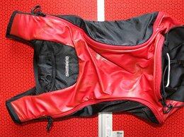 Велосумки - Велосипедный рюкзак с гидратором Shimano Unzen U15, 0