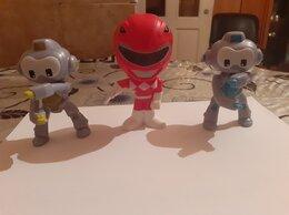 Игровые наборы и фигурки - Роботы из Макдональдс и Бургер Кинг, 0