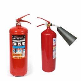 Противопожарное оборудование - Огнетушитель порошковый ОП-4 (з) АВСЕ, 0