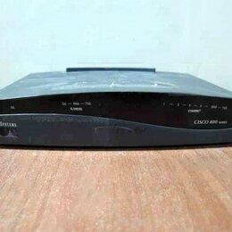 Прочее сетевое оборудование - Маршрутизатор G.SHDSL Cisco 828 без блока питания, 0