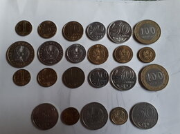 Монеты - монеты казахстана , 0