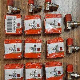 Элементы систем отопления - Клапан (кран) радиаторный (RTR-N 15) RA-N-15 1/2, 0