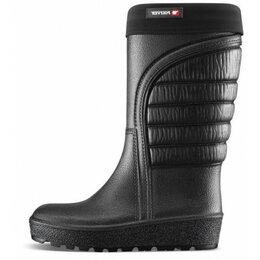 Одежда и обувь - Сапоги POLYVER WINTER RS со съемным чулком чёрные, 0