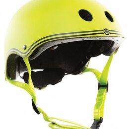"""Спортивная защита - Шлем """"Globber"""" JUNIOR 500-106XS/S (51-54см) / Зеленый, 0"""