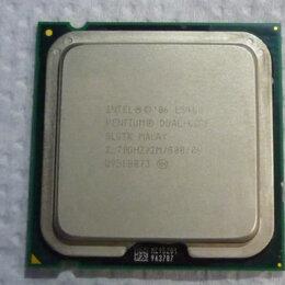 Процессоры (CPU) - Intel Pentium E5400, 0
