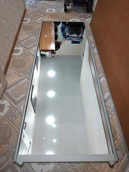 Комплектующие - Зеркальные двери для шкафа купе, 0