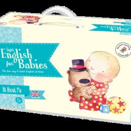 Белье - Комплект Умница Skylark English for Babies (English version), 0