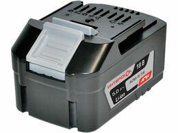 Аккумуляторы и зарядные устройства - Аккумуляторный блок АПИ 5А/ч, 18В, Li-ion…, 0