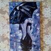 Картина маслом Незнакомка (девушка под зонтом) живопись мастихин по цене 8500₽ - Картины, постеры, гобелены, панно, фото 1