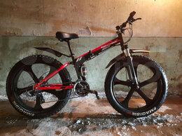 Велосипеды - Новый фэтбайк на литье, гидравлика, 0