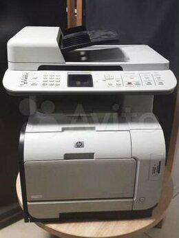 Принтеры и МФУ - Цветной принтер (Б/У) HP LaserJet CM2320fxi, 0