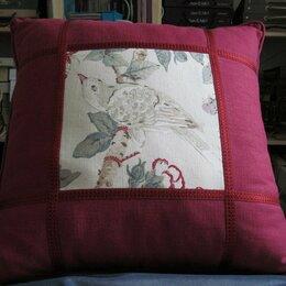 Декоративные подушки - Оригинальная декоративная подушка., 0