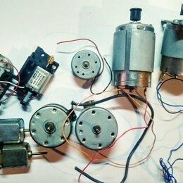 Электроустановочные изделия - Элекродвигатель 1.5v - 12v, 0