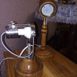 Настольные лампы и светильники - Светильник настольный (ночник) , 0