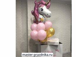 Воздушные шары - Коробка сюрприз с воздушными шарами №6, 0