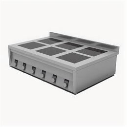 Промышленные плиты - ПЛИТА ИНДУКЦИОННАЯ ИПП-610134, 0