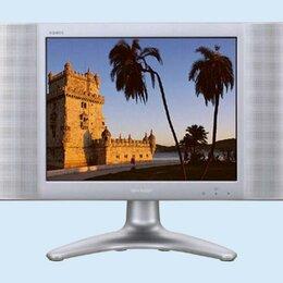 Телевизоры - Телевизор Sharp LC-15B4M цветной…, 0