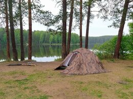 Палатки - Палатка Спутник-3 Берег, 0