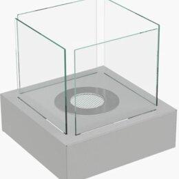 Камины и печи - Настольный биокамин Kratki Tango 3 Гранит, 0